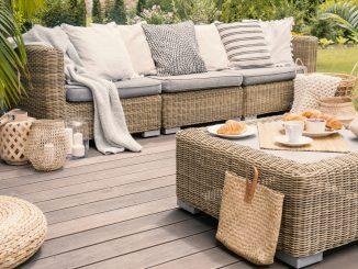 voordelen wicker loungeset