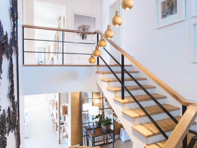 trapleuning en balustrade